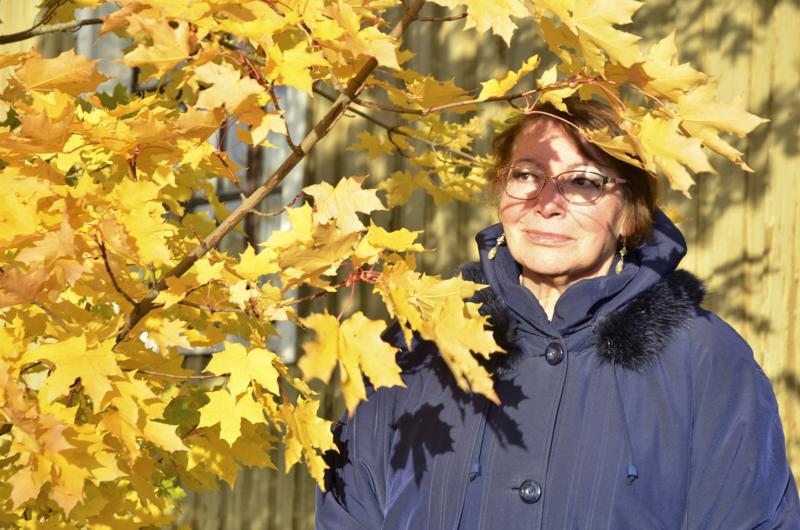 Patricia Nemirovsky de Alsina kertoo ulkoilleensa paljon Ylivieskassa ollessaan sekä tutustuneensa luontoon sekä Suomen itsenäistymisen historiaan.