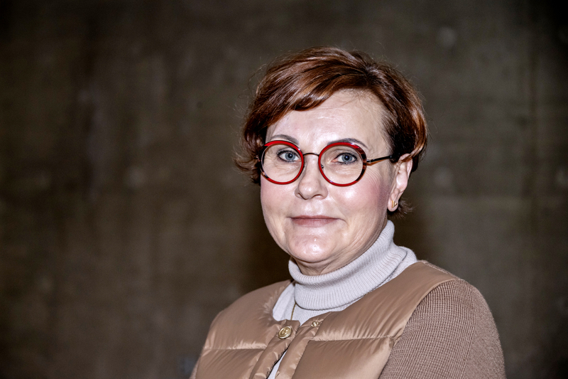 Anne Niemi valittiin SY:n ensimmäiseksi varapuheenjohtajaksi.