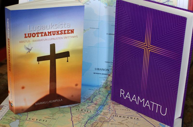 Pastori Markku J. Kumpula tarttuu kirjassaan vapaille suunnille kuumaan aiheeseen: miten uskovaisen tulisi suhtautua nykyiseen Israelin valtioon.
