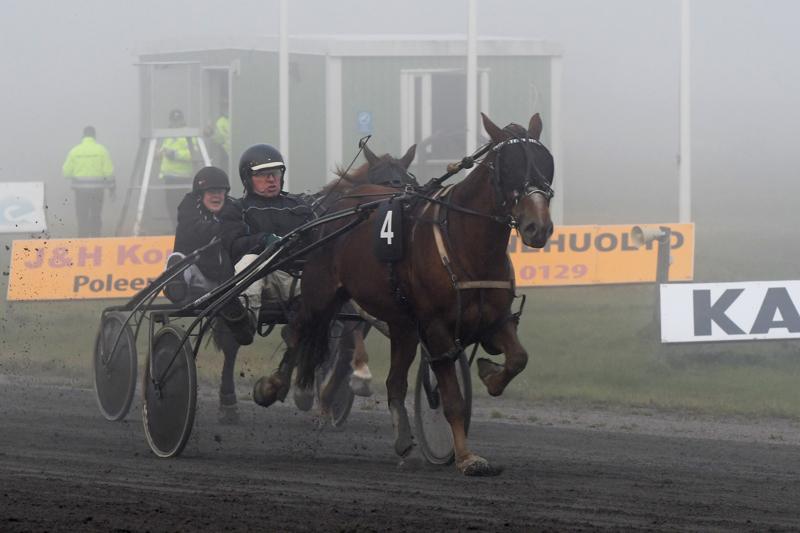 Tapio Keskitalo voitti Koskelan Helemillä. Edellisen kerran Pulkkilan mies voitti Ylivieskassa 22 vuotta sitten.