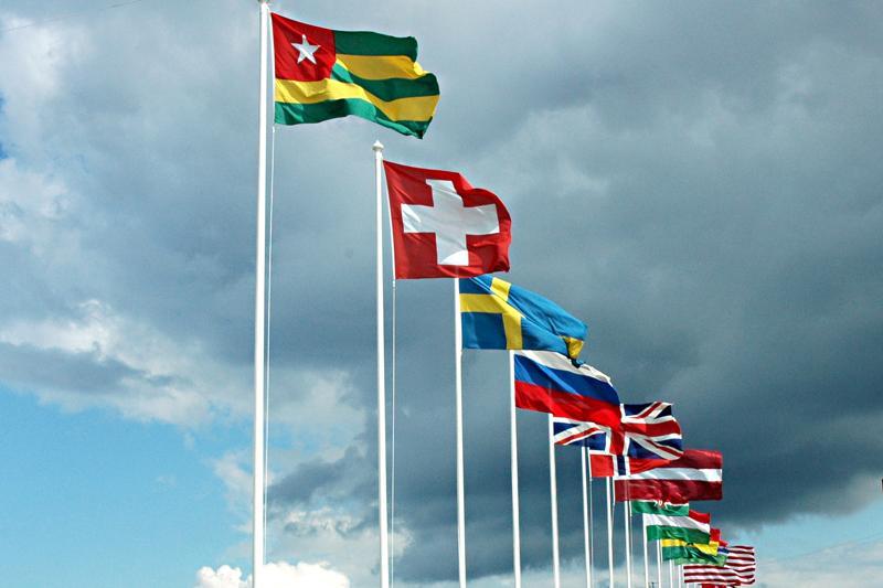 Päiväkodeissa ja kouluissa ryhdytään panostamaan kansainvälisyyteen.