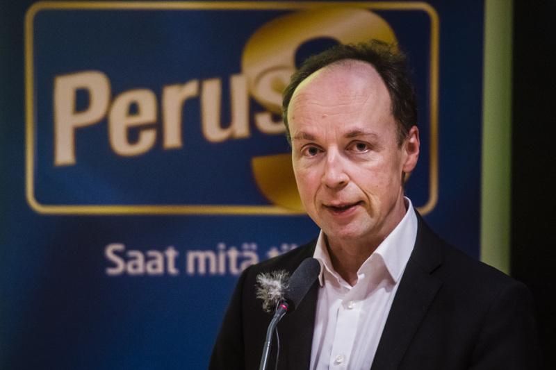 Jussi Halla-aho pohjusti nousunsa politiikan parrasvaloihin kirjoittamalla.