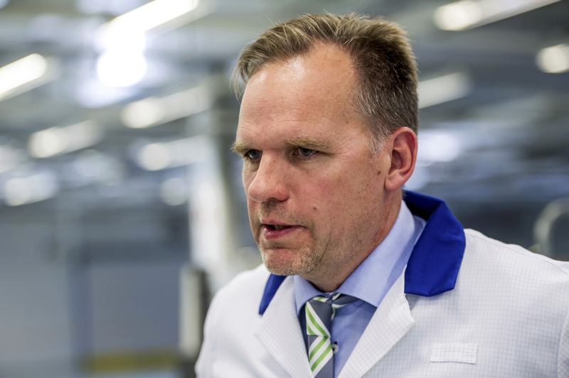 Scanfil Oyj:n toimitusjohtaja Petteri Jokitalolla on suurin potti yhtiön optio-ohjelmassa.