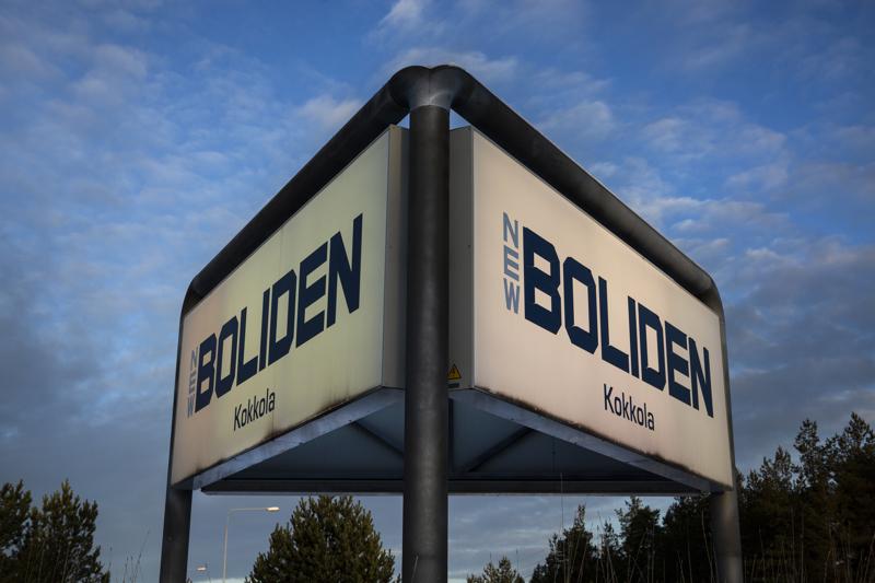 Boliden julkisti uusimman osavuosikatsauksensa.