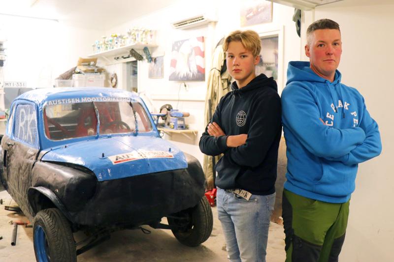 Jokkis on Roope ja Jaakko Ketun yhteinen harrastus.