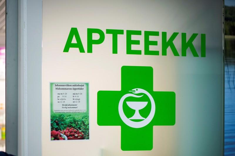 Apteekki on oikea toimituspaikka lääkejätteille kuten käytetyille neuloille ja ruiskuille.