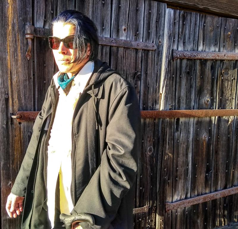Jim Catwalk alias Vesa-Pekka Partanen palkittiin erityisesti panoksestaan huuliharpun soittoon ja kouluttamiseen.