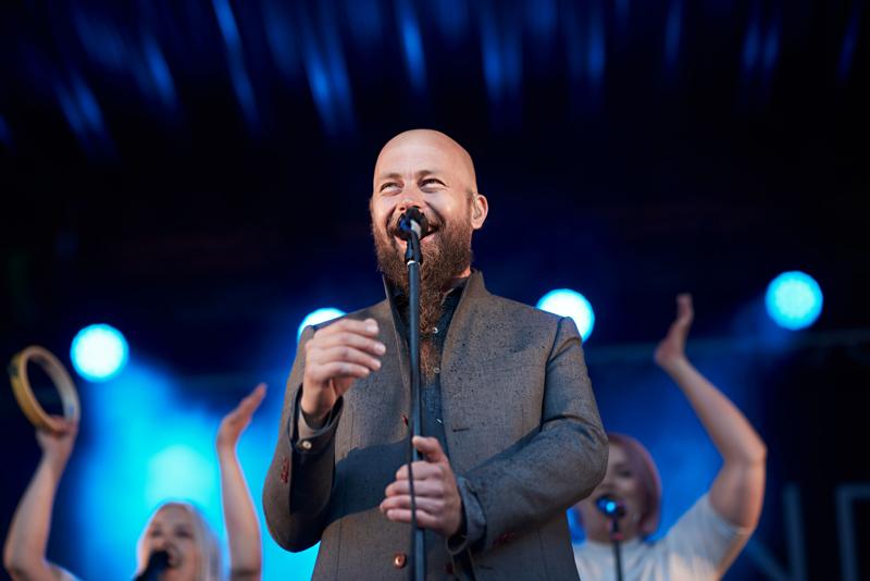 Vesterinen Yhtyeineen soittaa Ylivieskan Akustiikassa kaksi turvavälikonserttia.