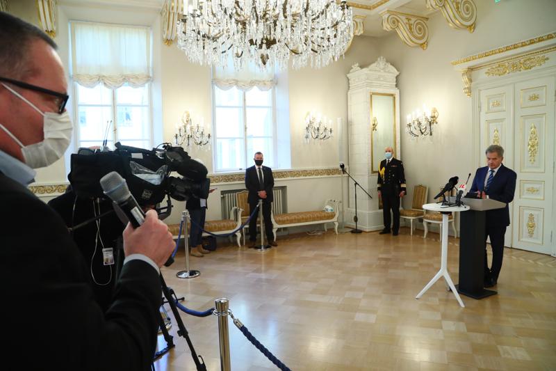 Joe Bidenilla on nyt presidentti Niinistön mukaan vaativa tehtävä yhdistää kansa.