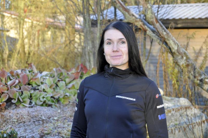 Onnea! Nivalan Virpi saa nimipäiväonnittelut yleensä äidiltä ja anopilta.