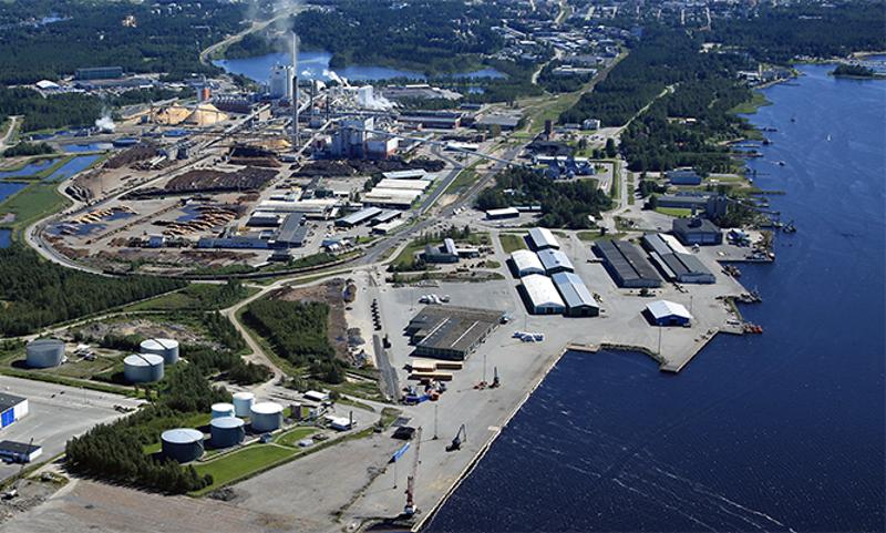 Pietarsaarelainen teollisuus ja muut yritykset maksavat ensi vuonna hieman nykyistä korkeampaa kiinteistöveroa. Korotuksella kaupunki havittelee noin 800 000 euron lisätuloja.