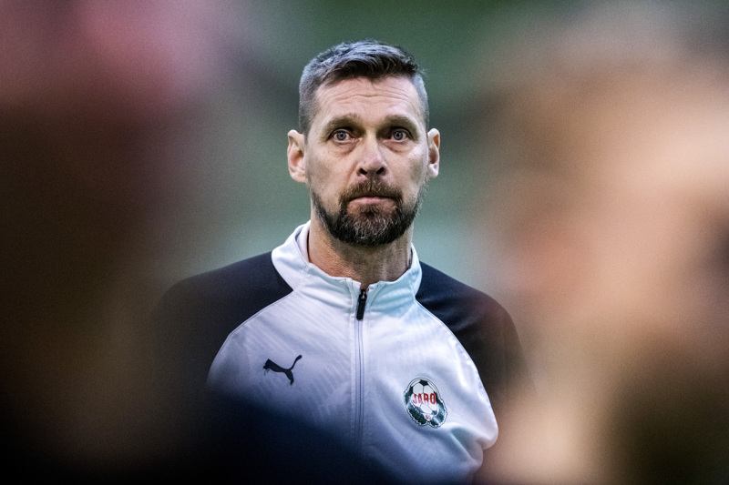 Niklas Käcko ei jatka Jaron päävalmentajana.