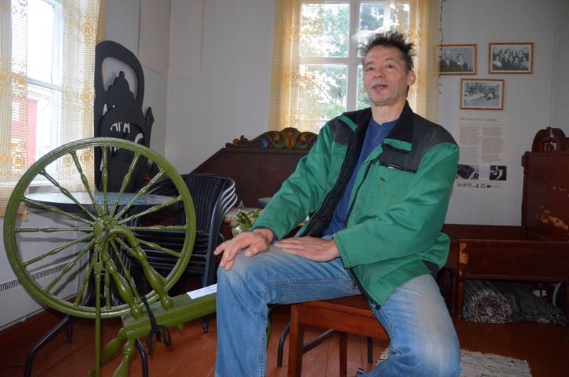 Mäki-Petäjä vihdoin mukaan. Välikannuslainen Harri Mäki-Petäjä on ehdolla kaupunginvaltuustoon Kannuksen Kokoomuksen listoilta.