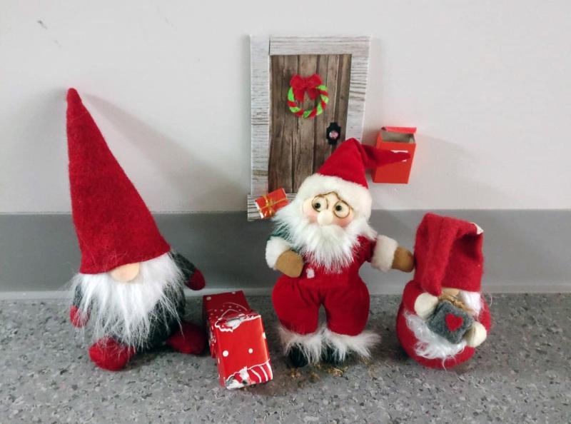 Nivalan MLL kerää perinteiseen tapaansa joululahjoja vähävaraisille nivalalaisperheille.