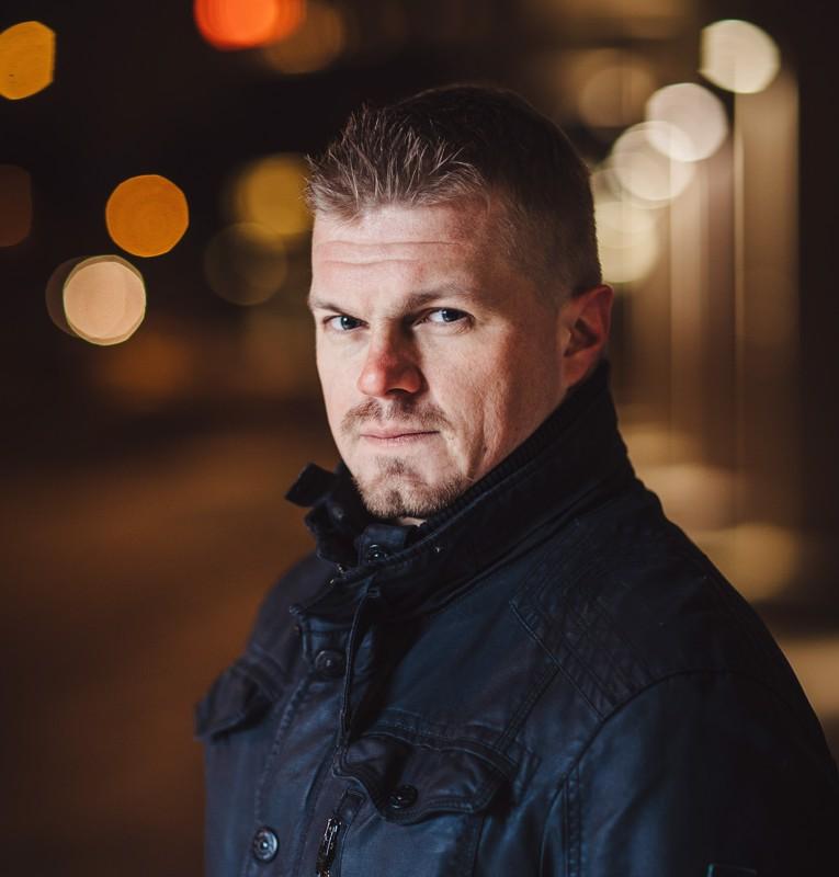 Vuoden Palomiehenä palkittu Mikko Saastamoinen aloitti palokuntauransa Haapaveden VPK:ssa.