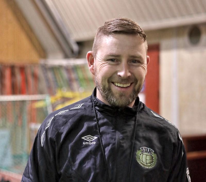 Kaudella 2020 Jimmy Wargh luotsasi Kakkosen JBK:ta.