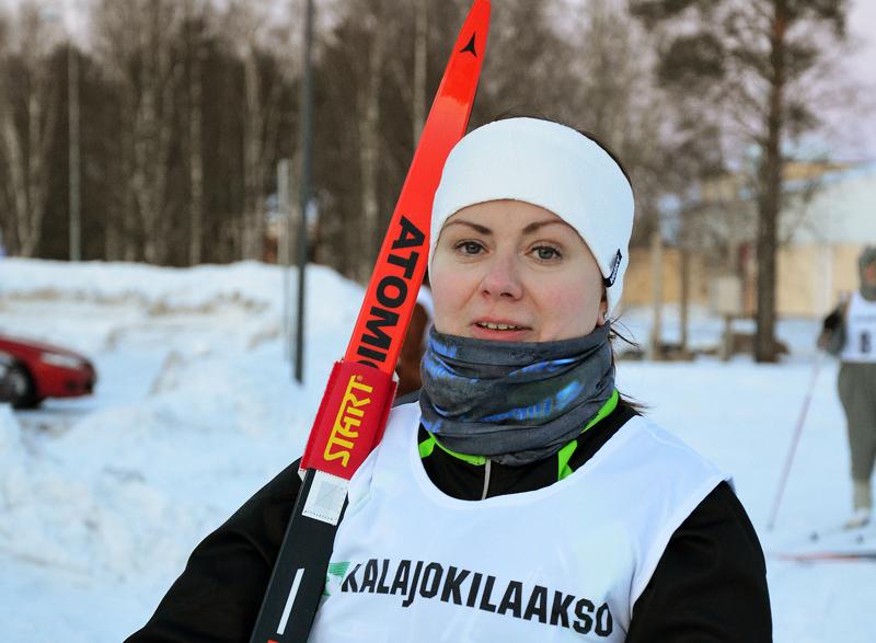 Maastohiihdon asiantuntijana tunnettu kaupunginjohtaja Maria Sorvisto on valittu Suomen Olympiakomitean Johtaa kuin nainen-koulutusohjelmaan.