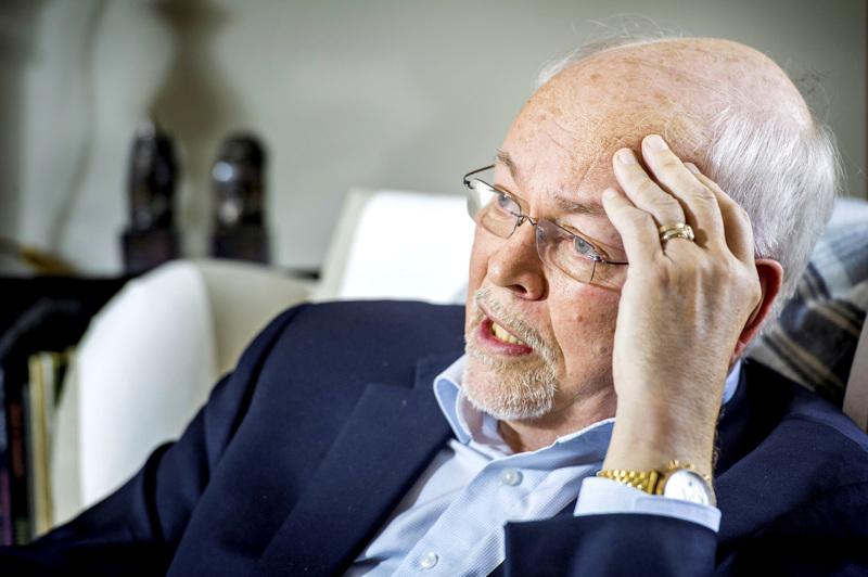 Kokkolalainen rovasti Johan Candelin on Marttyyrikirkon ystävien perustaja. Kristillinen yhdistys on perustettu vuonna 1982.