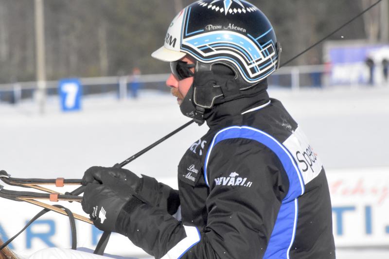 Panu Ahonen ohjasti nuorten sarjasta rahakkaan voiton.