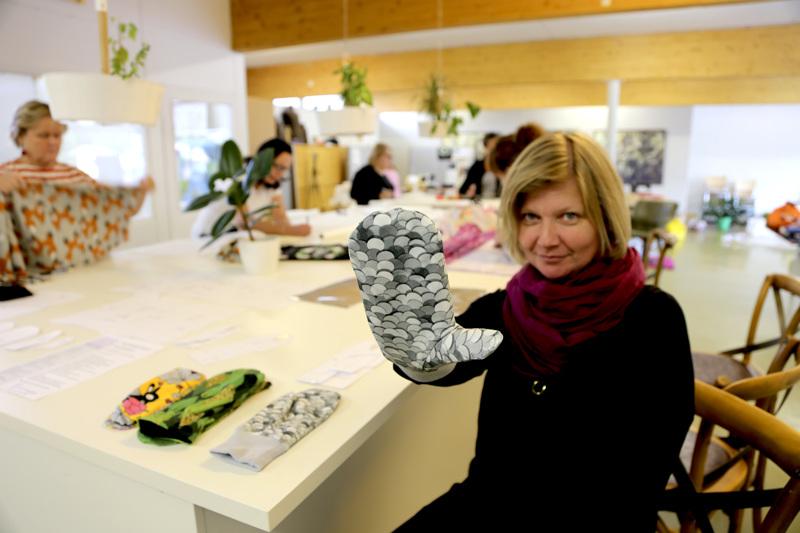 Etäkokous valitsi. Tiina Pollari Lestijärveltä jatkaa Marttojen piirihallituksessa.