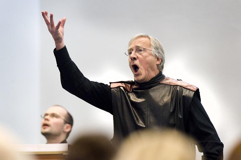 Raudaskylän Kristillisen Opiston 100-vuotisjuhlakonsertissa esiintyi viikonloppuna muun muassa oopperalaulaja Esa Ruuttunen.