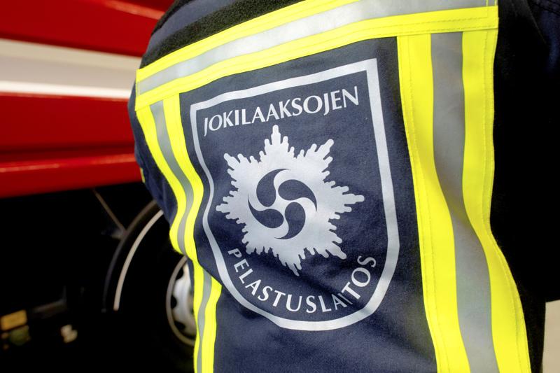 Sievissä on liikenneonnettomuus Kokkolan - Kajaanin -tiellä.