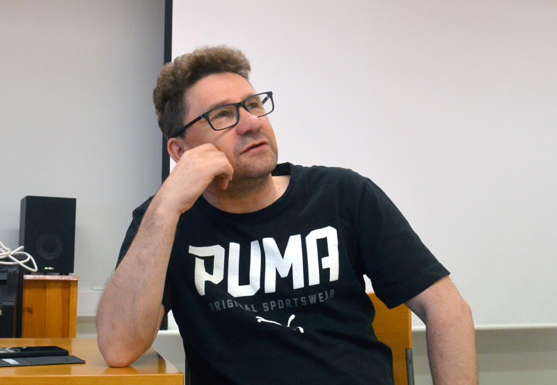 Arto Lukkari on tehnyt diabetekseen liittyviä asioita tunnetuksi eduskuntaa myöden.