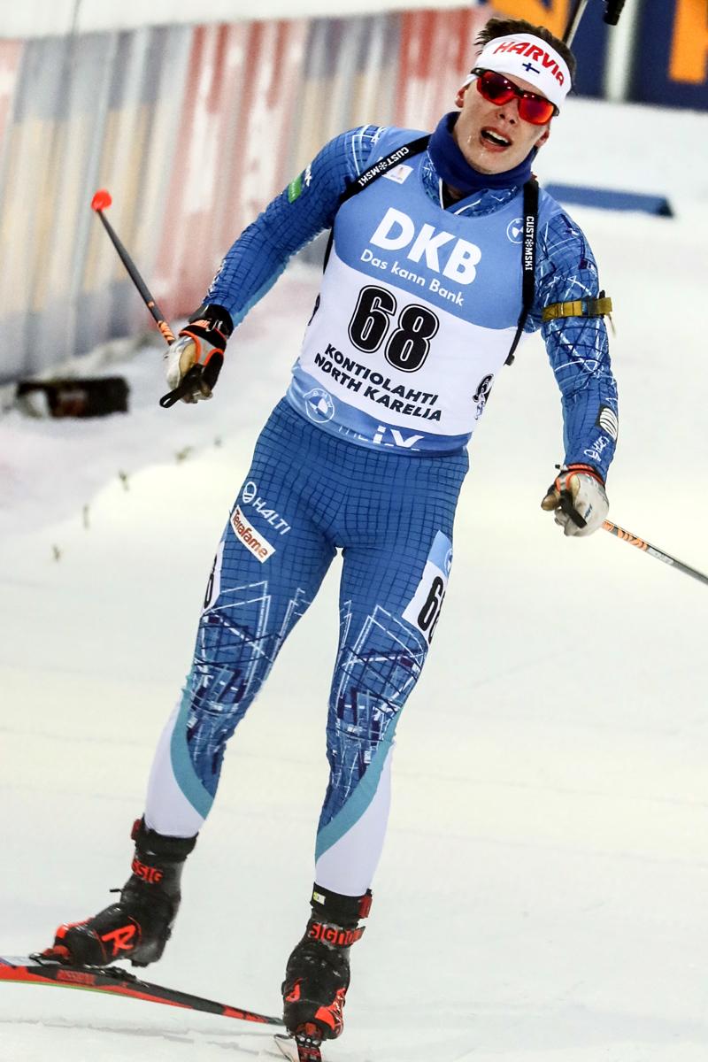 Uusi norjalainen voittajaksi  Tero Seppälän kausi ampumahiihdon...