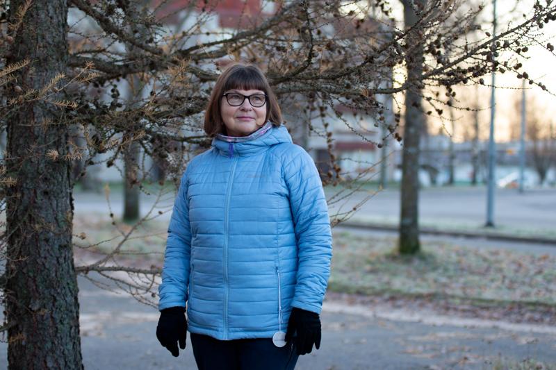 Keski-Pohjanmaan Maanpuolustusnaiset ry:n puheenjohtaja Helinä Jokitalo kertoo, että yhdistys perustettiin kaksi vuotta sitten ikään kuin tarpeesta, koska vastaavanlaista toimintaa erityisesti naisille ei Keski-Pohjanmaan alueella ollut.
