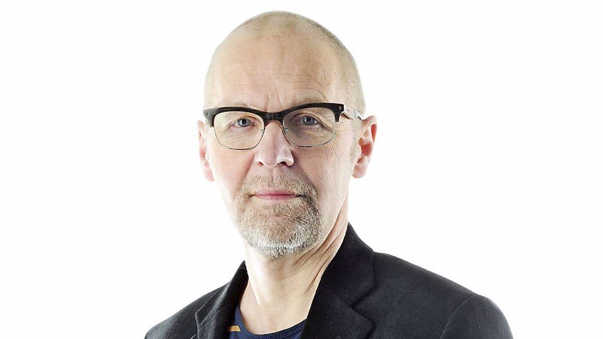 Ilari Tapio: Vitsit ovat nyt vähissä  sananmukaisesti