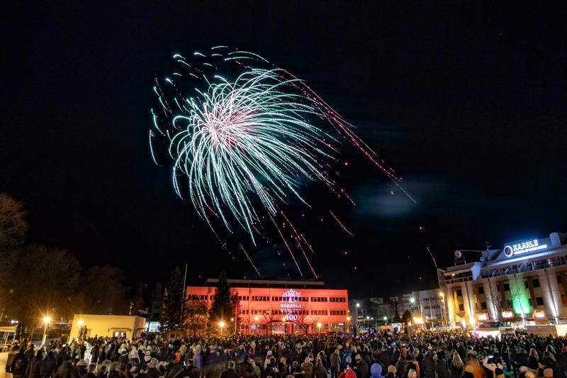 Kokkolan kaupungin uudenvuoden yleisötapahtuma on jäämässä väliin tänä vuonna.