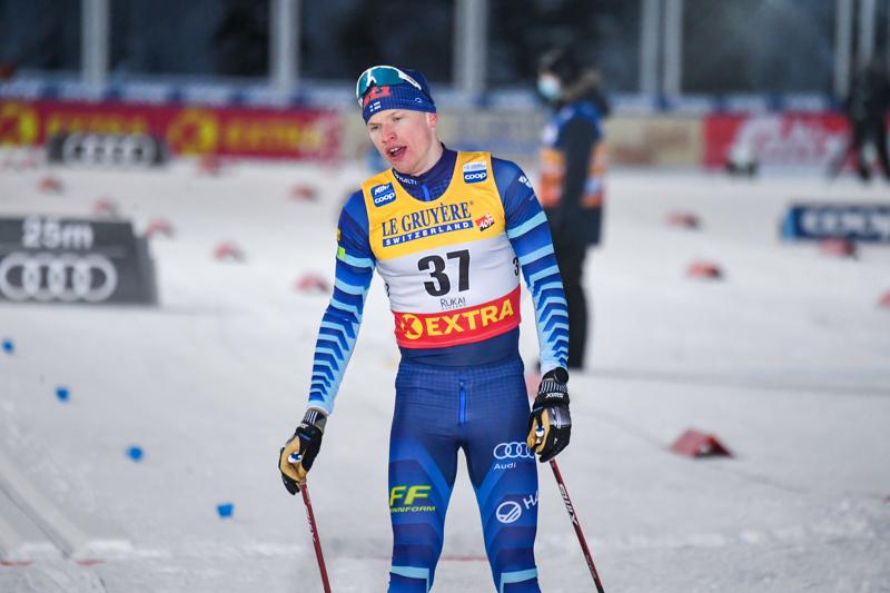 Iivo Niskanen ja muut suomalaishiihtäjät jättävät väliin joulukuun maailmancupin osakilpailut.
