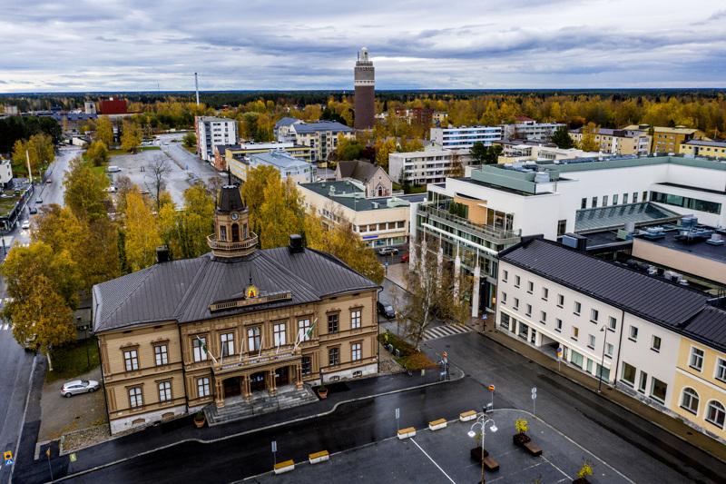 Pietarsaaren kaupunginjohtajavalinta alkaa olla ajankohtaista.