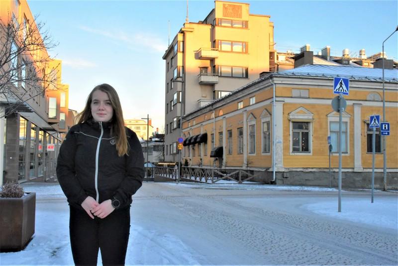 Nina Heikkinen myöntää itsekin yllättyneensä siitä, miten nopeasti tulokset ovat parantuneet.