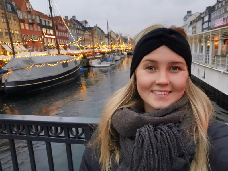 Iina Heikkala asuu nykyään Tanskassa.