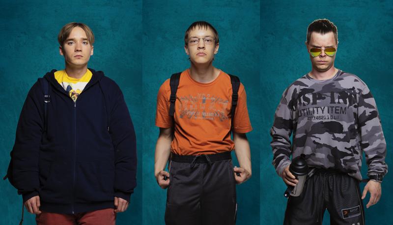 Justimus esittää: Juho Nummela (Samu), Joose Kääriäinen (Joona), Sami Harmaala (Markus). Oodi leikille, ilolle ja ystävyydelle.