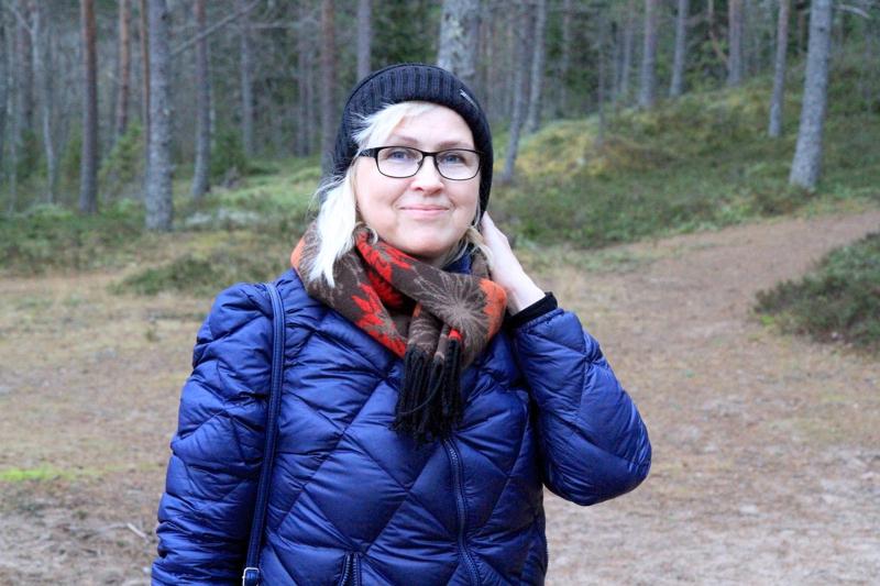 Pietarsaaresta Hyvinkäälle muuttanut Päivi Sihvola keräsi siirtolaissukulaisistaan tietoa useiden vuosien ajan. – Niin moni pohjalainen voi samaistua tähän tositarinaan.