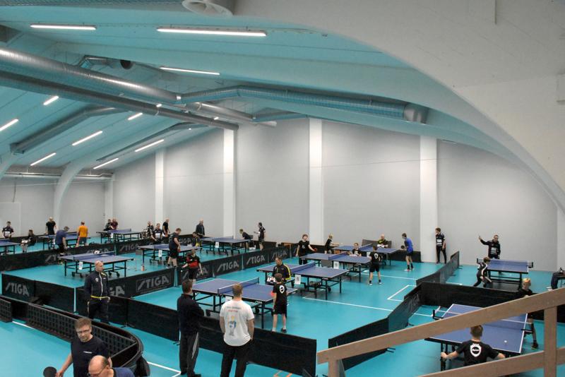 Ei vähän mitään. Näin monella pöydällä pelattiin Halexin isännöimää turnausta helmikuussa.