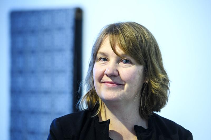 Näyttely on osa Anu Sundellin opintoja.