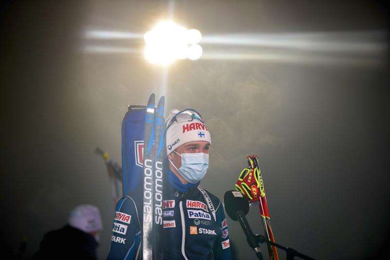 Tero Seppälä jäi pisteittä Oberhofin avausviikonloppuna.