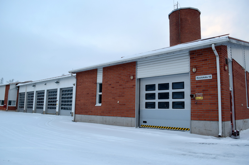 Haapajärvi paloasema huutokaupattiin netissä vuoden lopussa. Lopulliset kauppakirjat allekirjoitetaan valtuuston hyväksyttyä kaupan.