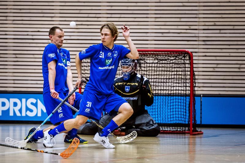 Nibacosin osalta Suomisarja on jatkumassa ensi viikon perjantaina. Joukkueen toivessa on päästä treenaamaan salissa ennen sitä.