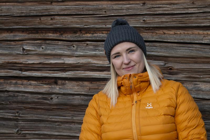 Marjut Lehtosen mielestä sosiaalinen media on tärkeä näkyvyyden kannalta, mutta myös torikampanjoissa on puolensa.