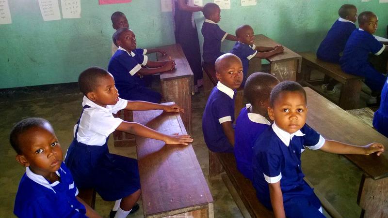 Haapavetisiä opettajia vieraili Bagamoyon kouluissa vuosina 2010 -2014.
