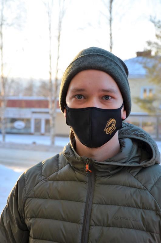 Mikko Varinen, Kannus- En ole. Lenkkeilen muuten.