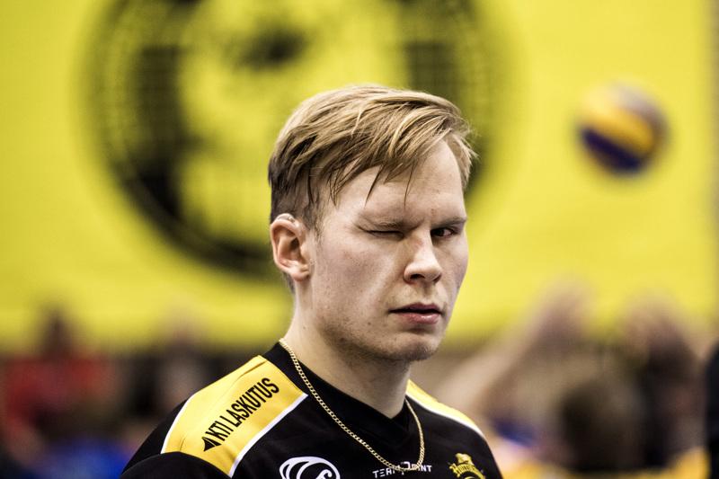 Antti Ropponen on harjoitellut viime ajat Tiikereiden kanssa.