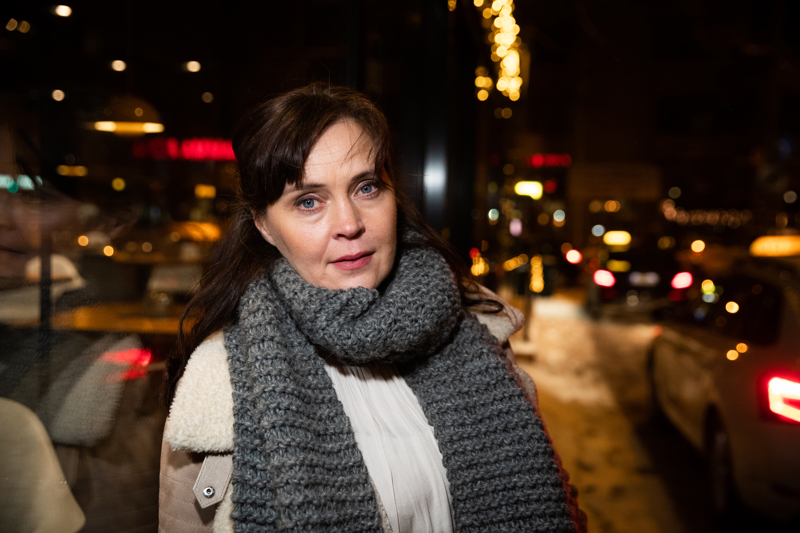 Tiina Lymi on juuri saanut valmiiksi käsikirjoituksen Myrskyluodon Maija -elokuvaan. Lymi myös ohjaa Solar Filmsin tuottaman elokuvan.