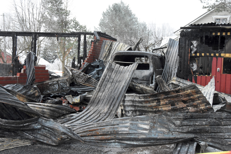 Kaksi asukasta menehtyi omakotitalon tulipalossa Kaustisella.