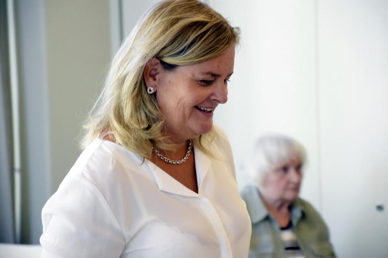 Palvelu uudessa tehostetun palveluasumisen yksikössä tulee noudattamaan korkeinta laatua ja yksilöllistä huolenpitoa kuten muukin vanhustenystävien toiminta, sanoo toiminnanjohtaja INger Gripenberg.
