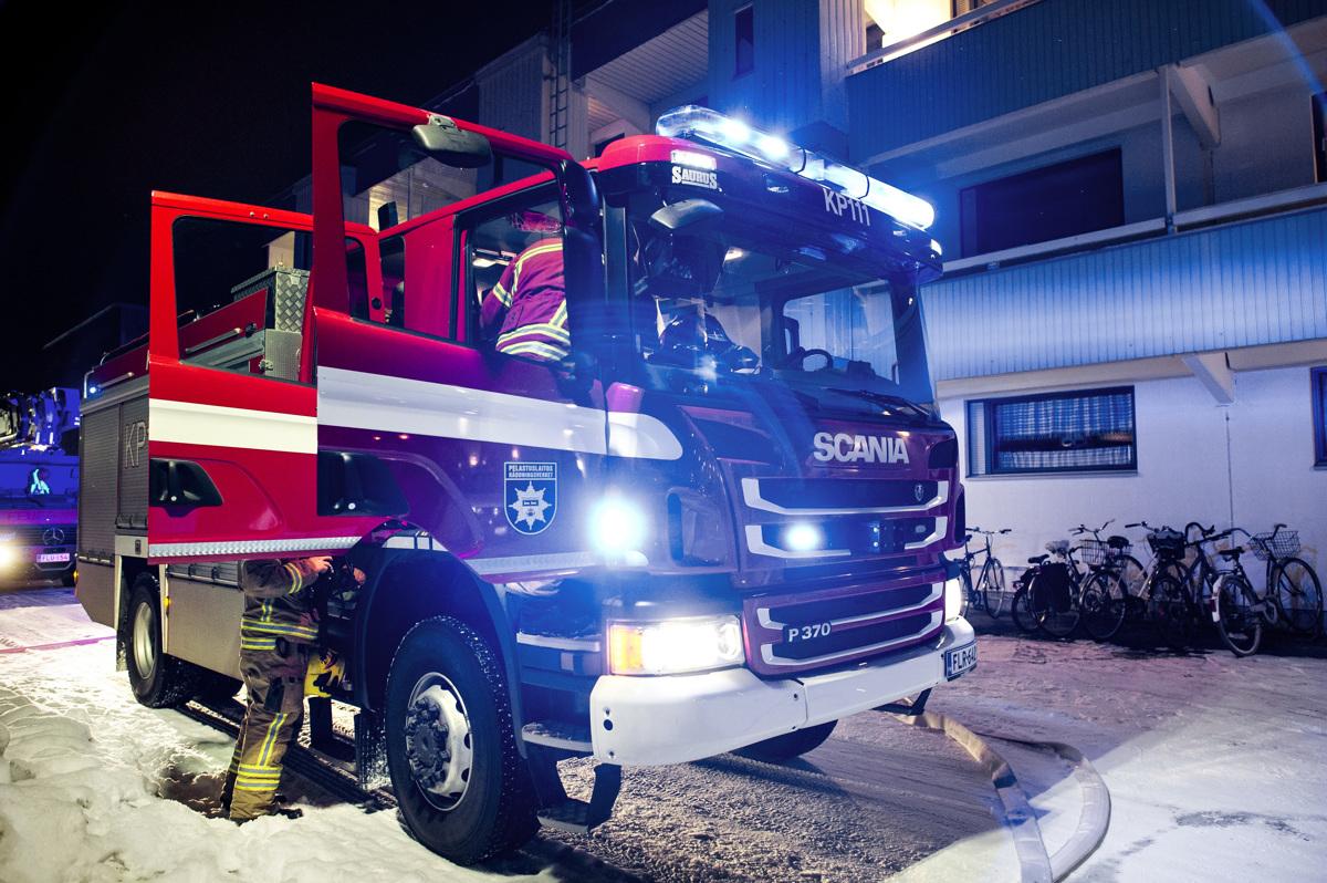Korona: `Paloturvallisuus parantunut`, pelastuspäällikkö Terho Pylkkänen Kokkolasta kertoo...